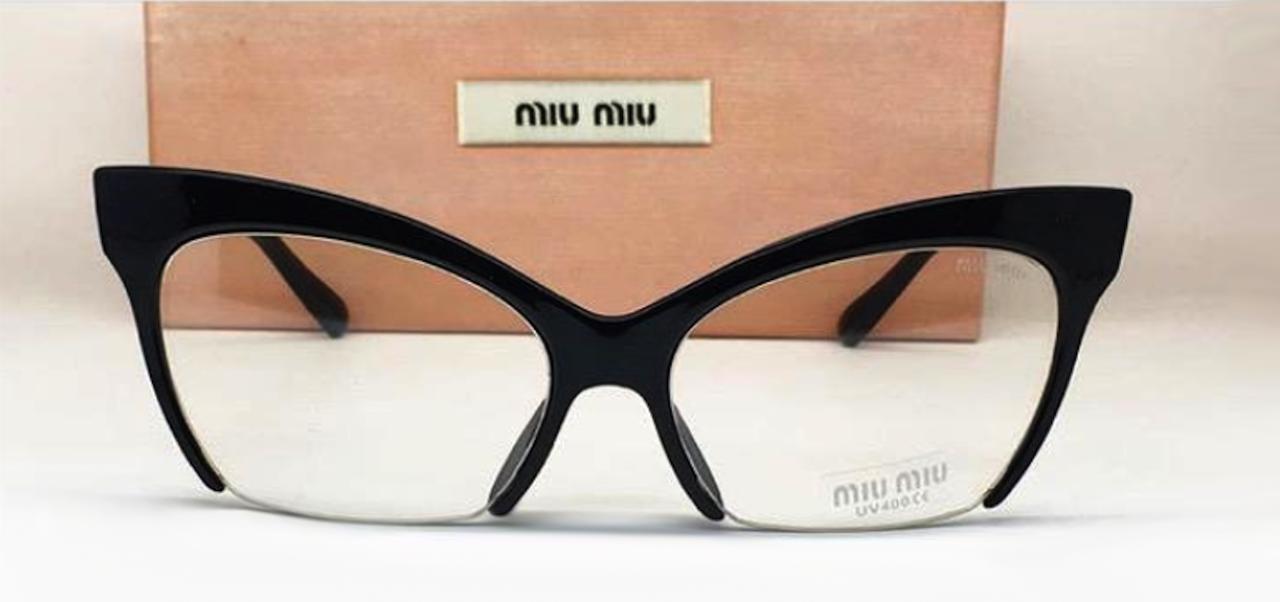 Женская оправа miu miu ( black), цена 1 041 грн., купить в Киеве ... 4b5e3cea37