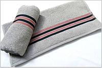 Махровое полотенце 50х90 Arya Mehlika Gri