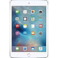 Планшет Apple A1550 iPad mini 4 Wi-Fi 4G 128Gb Silver (MK772RK/A)