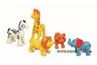 Игровой набор Дикие животные Kiddieland 054106