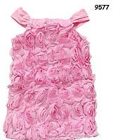Нарядное платье для девочки. 90, 110, 120 см