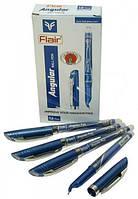 Ручка шариковая для левши Flair Angular