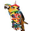 """Игрушка для попугаев """"Big Wood'"""