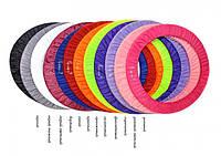 Чехол для обруча 80 - 100 см (ткань. разные цвета)