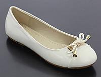 Женские балетки Vista WHITE , фото 1