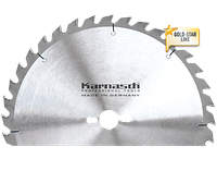 Отрезной диск для чернового распила древесины ф=400x 3,5/2,5x 30mm 48 WZ, Karnasch (Германия)