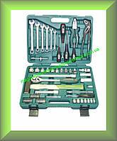 Автомобильный универсальный набор инструмента Jonnesway 60 предметов