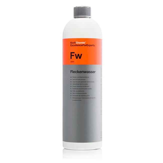 Koch Chemie Fleckenwasser плямовивідник на тканинах