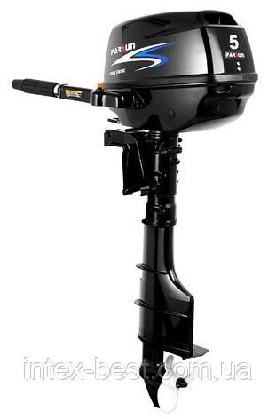 Подвесной лодочный мотор Parsun F5, фото 2