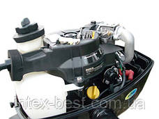 Подвесной лодочный мотор Parsun F5, фото 3