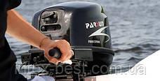 Подвесной лодочный мотор Parsun F9.8, фото 2