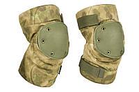 """Наколенники тактические """"3 X"""" P1G-Tac® A-Tacs Foliage Green, фото 1"""