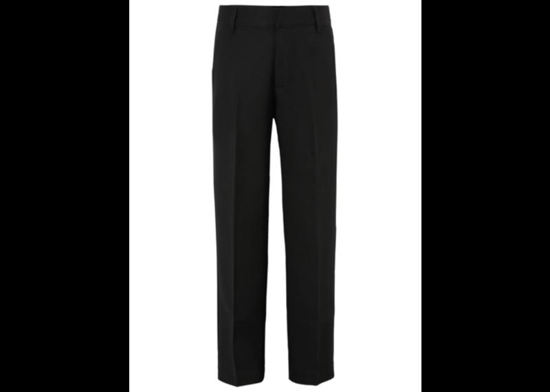 Школьные брюки черные на мальчика 9-10 лет George (Англия)