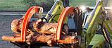 Грейфер (захват) для леса, дерева и бревен для погрузчиков, фото 4