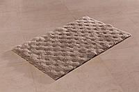 Коврик для ванной Gül Güler Sandstone 60х100 Ромб