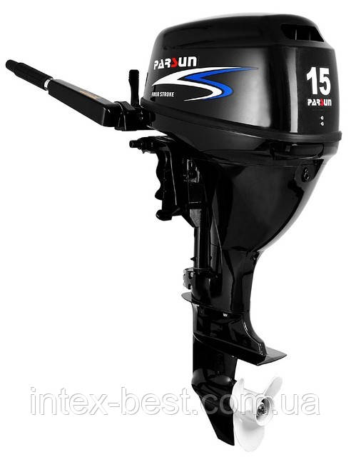 Подвесной лодочный мотор Parsun F15
