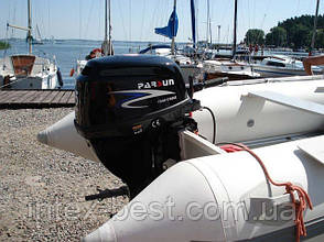 Подвесной лодочный мотор Parsun F15, фото 3