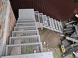 Внешняя лестница с балконом, фото 2