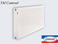Cтальные панельные радиаторы с нижним подключением Comrad 22 1200*500