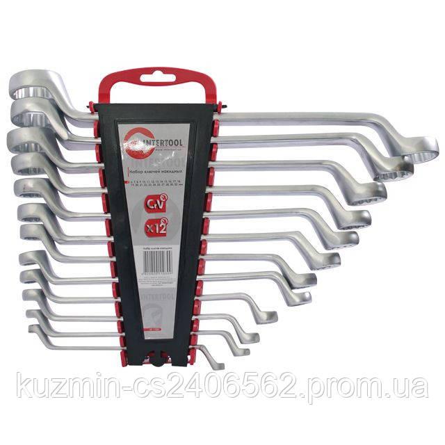 Набор накидных ключей INTERTOOL HT-1103