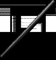 Трубка-удлинитель внутренний диаметр 4мм. 20см (10 шт)
