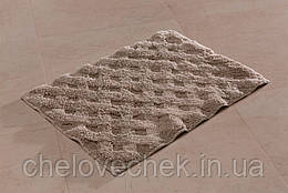 Коврик для ванной Gül Güler Sandstone 50х70 Ромб