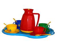 """Набор детской игрушечной посуды """"Маринка 9"""""""