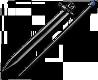 Ороситель с миникраном на колышке 90° (5 шт)