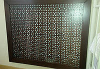 Перфорированный HDF 4мм под покраску