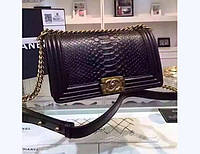 Cумка Chanel Le Boy 133 black
