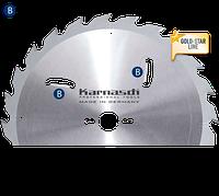Пильный диск для раскроя древисины ф=400x 4,0/2,8x 30mm 36 WZ+R,Karnasch (Германия)