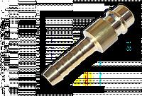 "ESSK Адаптер с ниппелем на шланг 1/4"" - 6 мм"