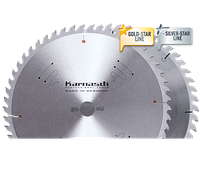 Пильные диски для чистового распила древесины D=250x 3,2/2,2x 30mm 80 WZ Карнаш (Германия)