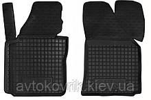 Полиуретановые передние коврики в салон Volkswagen Caddy III 2004- (3 дв.) (AVTO-GUMM)