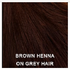 Хна Темно-Коричневая 100г Индия. Dark Brown Henna.