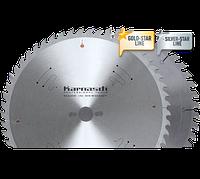 Пильный диск для чистовой обрезки 350x 3,5/2,5x 30mm 72 HDF-P Карнаш с напыление GOLD-STAR (Германия)