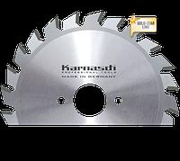 Пильный диск двухсекционный 100x 2,8-3,6/2,2x 22mm 2x12 WZ, Карнаш (Германия)
