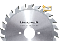 Пильный диск двухсекционный 120x 2,8-3,6/2,2x 22mm 2x12 WZ, Карнаш (Германия)