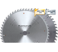 Пильний диск для чистового обрізання 190x 2,8/1,8 x 30mm 42 HDF-P, Карнаш (Німеччина)
