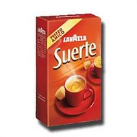 Кофе молотый LavAzza Suerte 250 г
