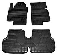 Полиуретановые коврики для Volkswagen Jetta VI 2011- (AVTO-GUMM)