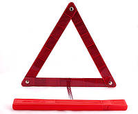 Знак аварийной остановки светоотражающий треугольник в чехле