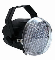 Световой LED прибор LT-052W LED White Small strobe