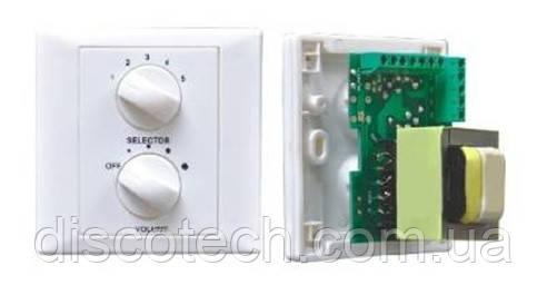 Регулятор громкости Younasi Y-140F 60Вт, с переключателем каналов