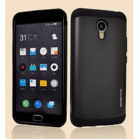 Чехол SGP Spigen Slim Armor для Meizu M2 Note Smooth Black, фото 1