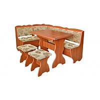 Кухонный уголок Лорд с простым столом, Пехотин