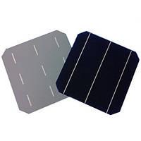 Солнечный элемент Solar моно 156х156мм