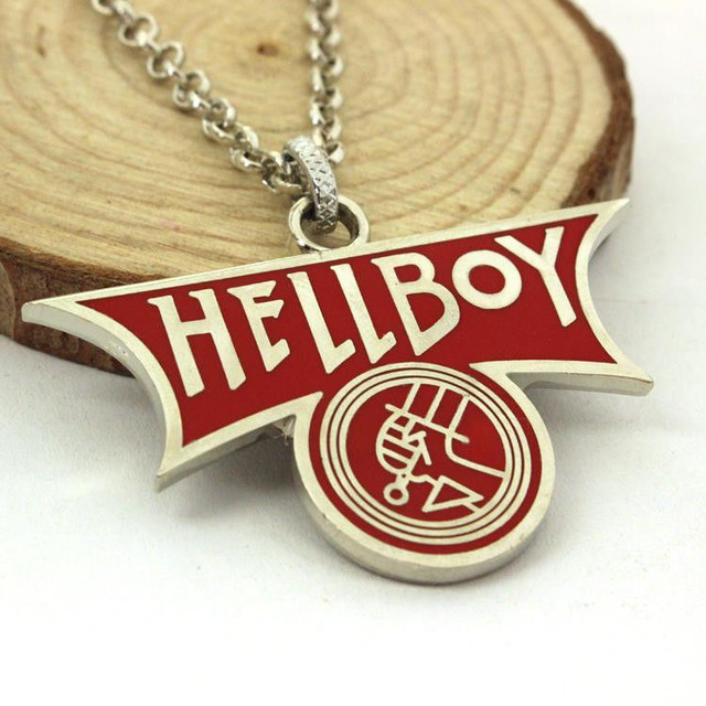 Кулоны Хеллбой Hellboy