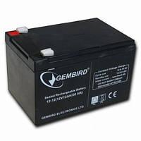 Аккумулятор Gembird 12в для UPS 12 AH (BAT-12V12AH)