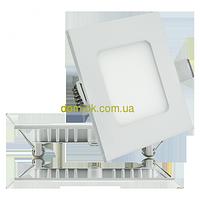 """Светодиодный светильник 3W """"квадрат"""""""